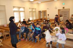日本キリスト改革派八事教会 2014年子どもクリスマス会