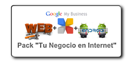 Pack Tu Negocio En Internet