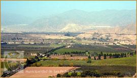 Vista General del Valle de Mala