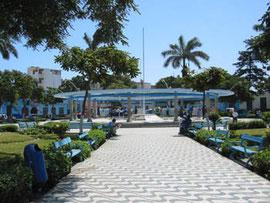 Plaza de Huacho