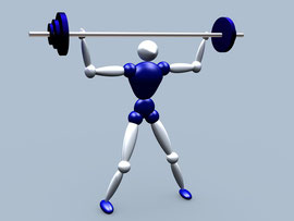 © Chronis Chamalidis. We can train our character and strength like just how we train our muscles.