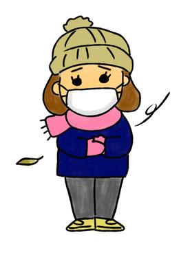 11月8日は立冬。暦の上ではもう冬です。 陽の光も弱くなり、日脚も短く... 11月のお灸教室の