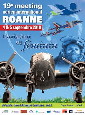 19ème Meeting Aérien International de Roanne 2010 meeting aeriens roanne spotter paf domi00 french airshows