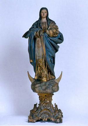 Inmaculada. Pedro Mena
