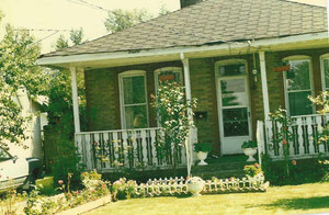 Our Foreman's Cottage - 1996