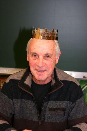 Un président roi