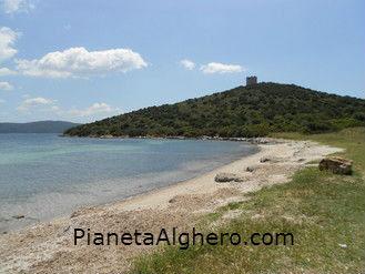 Spiaggia Alghero - Spiaggia di Tramariglio