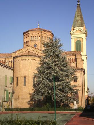 Per vedere l'interno della chiesa clicka sulla foto