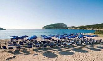 Spiagge Alghero - Pischina Salida