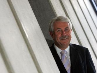 Vorstandschef Karsten Schmidt. Foto: Patrick Seeger/Archiv