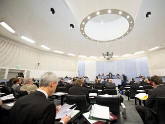 Baden-Württembergs Landtag wird von Männern dominiert. Foto: Daniel Naupold/Archiv