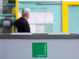 Der Filterspezialist Mann + Hummel streicht in Deutschland rund 500 Stellen. Foto: Daniel Naupold/Archiv