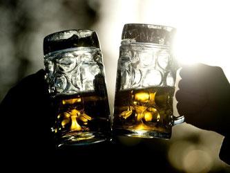 Im Vergleich zum Vorjahreszeitraum sank der Absatz der deutschen Brauereien ohne die alkoholfreien Sorten um 2,1 Prozent auf 46,9 Millionen Hektoliter. Foto: Sven Hoppe/Archiv