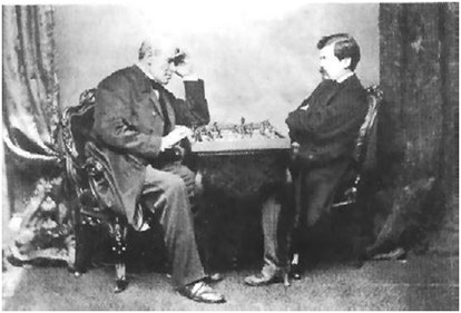 Match Anderssen-Steinitz, Londres 1866