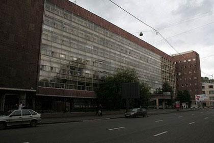 дом Центросоюза в Москве  1928-1933