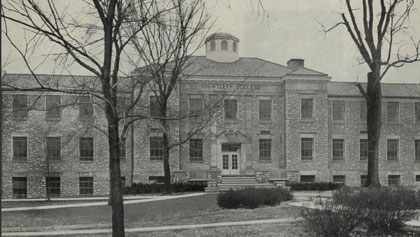 Shurtleff College (1827 - 1957) Alton, IL.