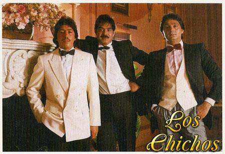 Los Chichos  en 1987