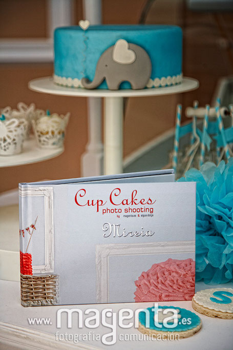 Nueva sesión fotográfica   CUP CAKES photo shooting