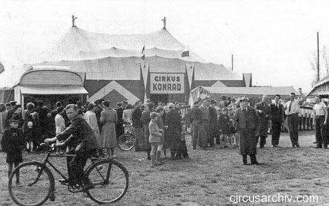 Circus Konrad - 1951