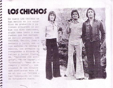 CON RELACION AL LANZAMIENTO DEL LP 1980