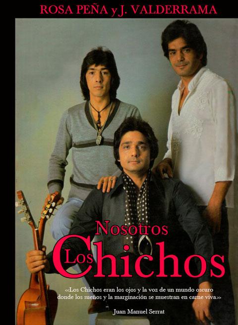 LIBRO BIOGRAFICO NOSOTROS LOS CHICHOS