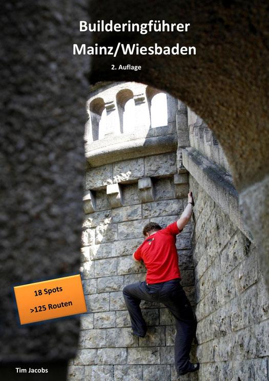 Builderingführer Mainz/Wiesbaden; Buildering guide book Mainz/Wiesbaden