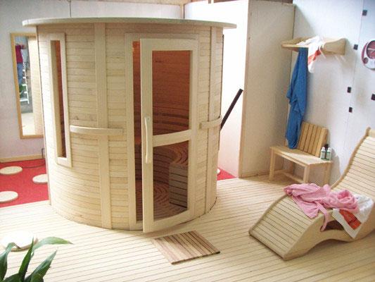 Saunas a medida. Repuestos y Accesorios