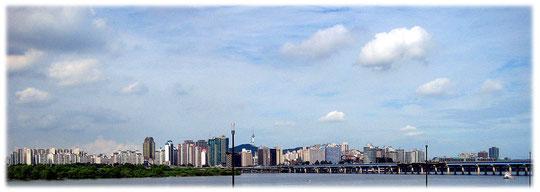 See many pictures of the capital city of South Korea - Bilder aus der Hauptstadt von Südkorea!