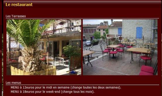 La Terrasse - Restaurant - La Calmette, Gard - Avis - Yelp