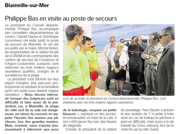 Ouest-France, 05/08/2015