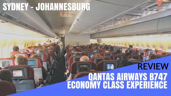 Qantas Boeing 747-438, VH-OJC