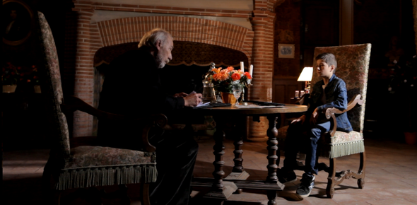Premier screenshot du film