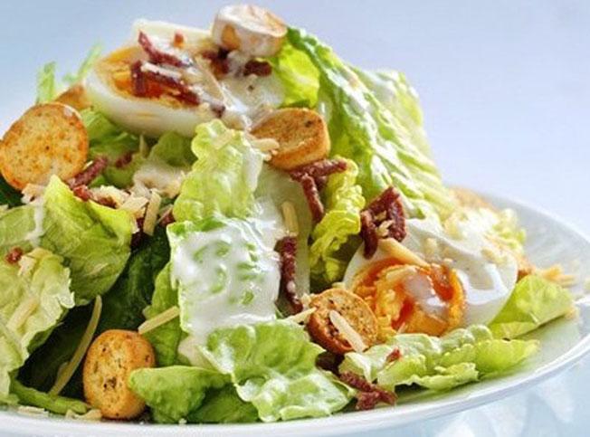 Как приготовить салат цезарь с курицей в домашних условиях рецепт с