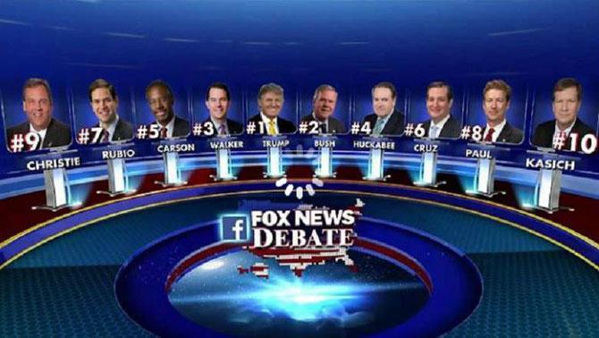 The 2015 Republican Debate