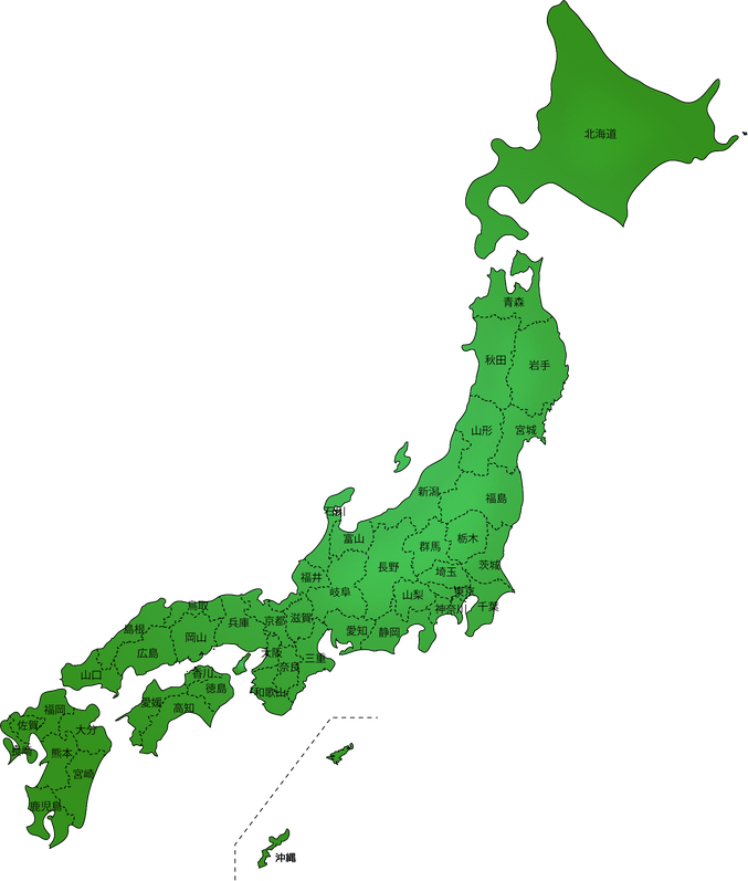 日本地図の画像 p1_33