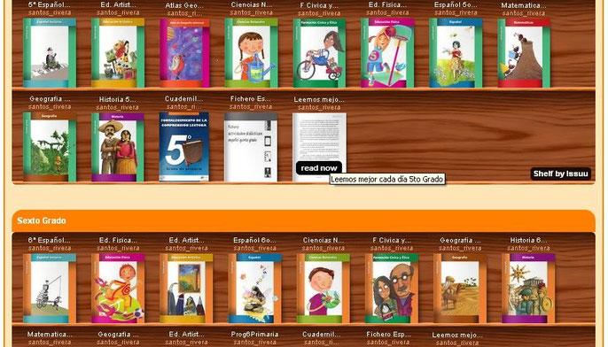 BIBLIOTECA VIRTUAL PRIMARIA 2012 - 2013