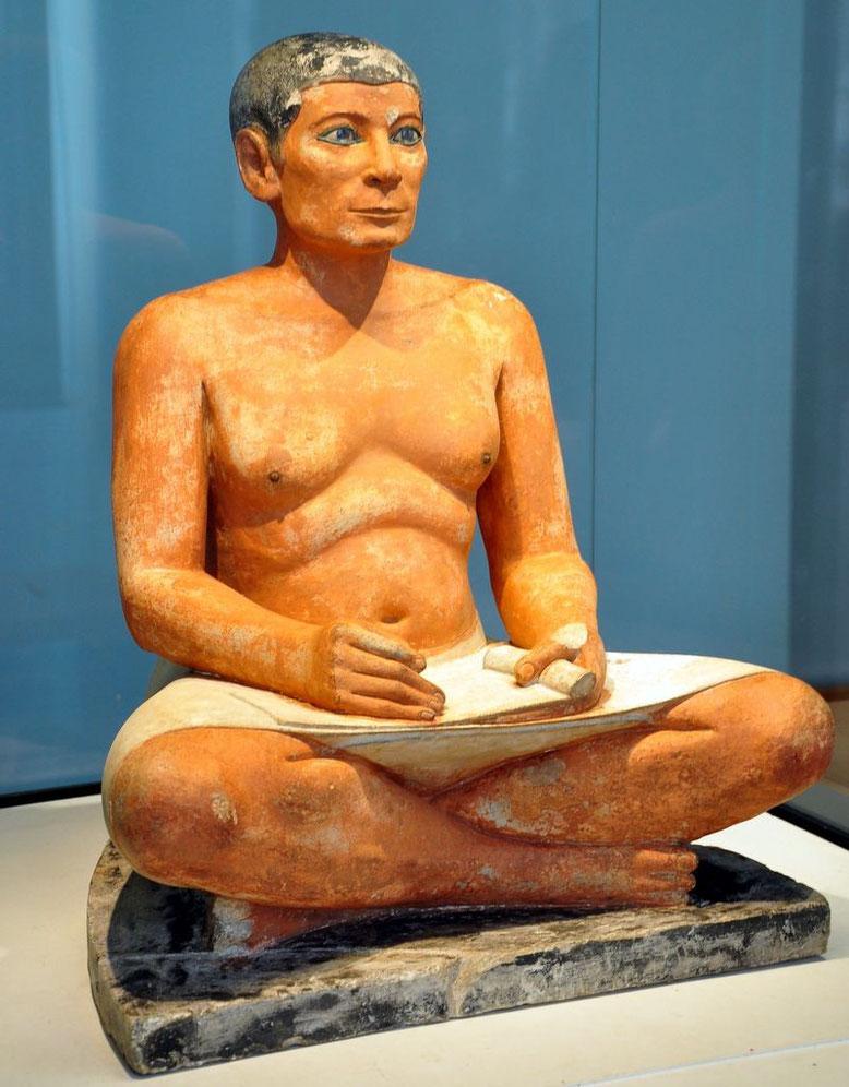 Почему человек умеющий читать и писать казался настоящим египтянам мудрецом