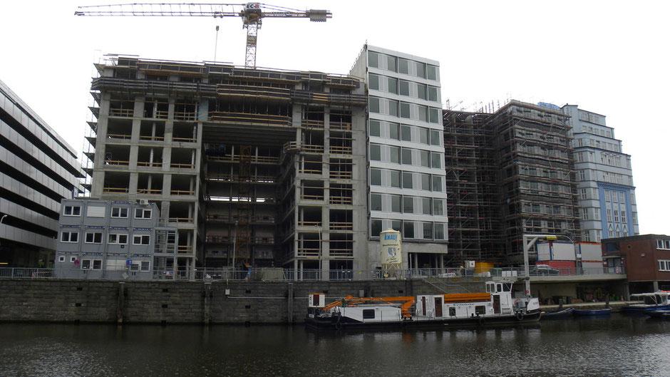 (Noch) keine Kompromisse bei der Bauqualität | © greenIMMO