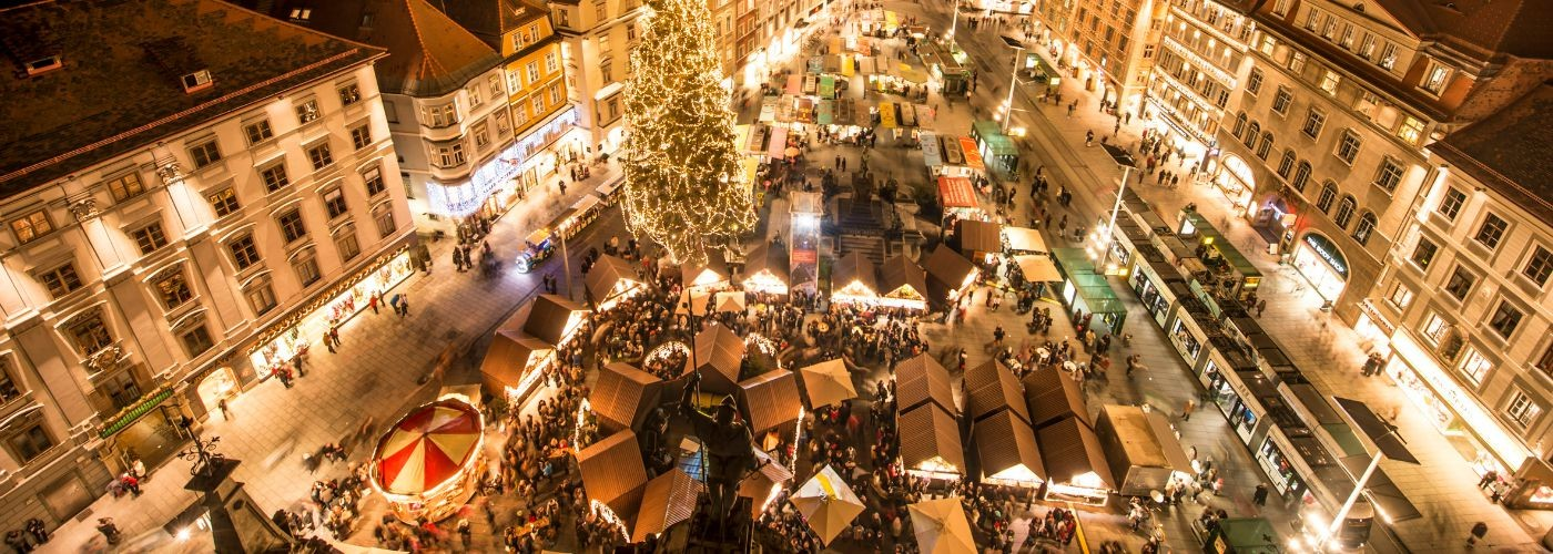 Christmas Market Breaks