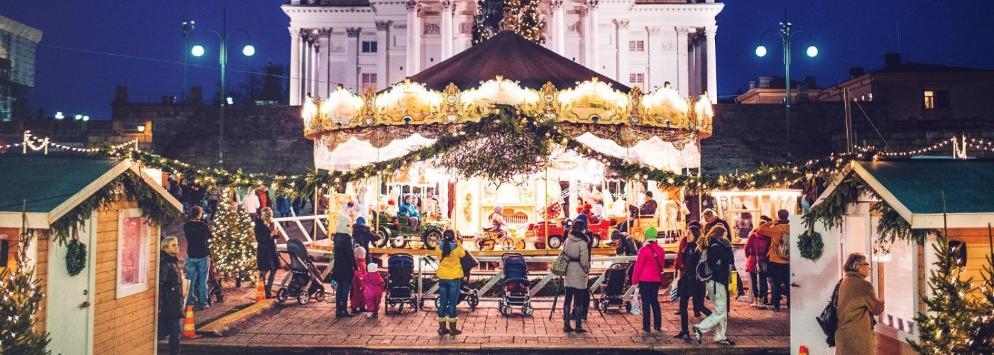 Christmas Market In Helsinki Europe S Best Destinations