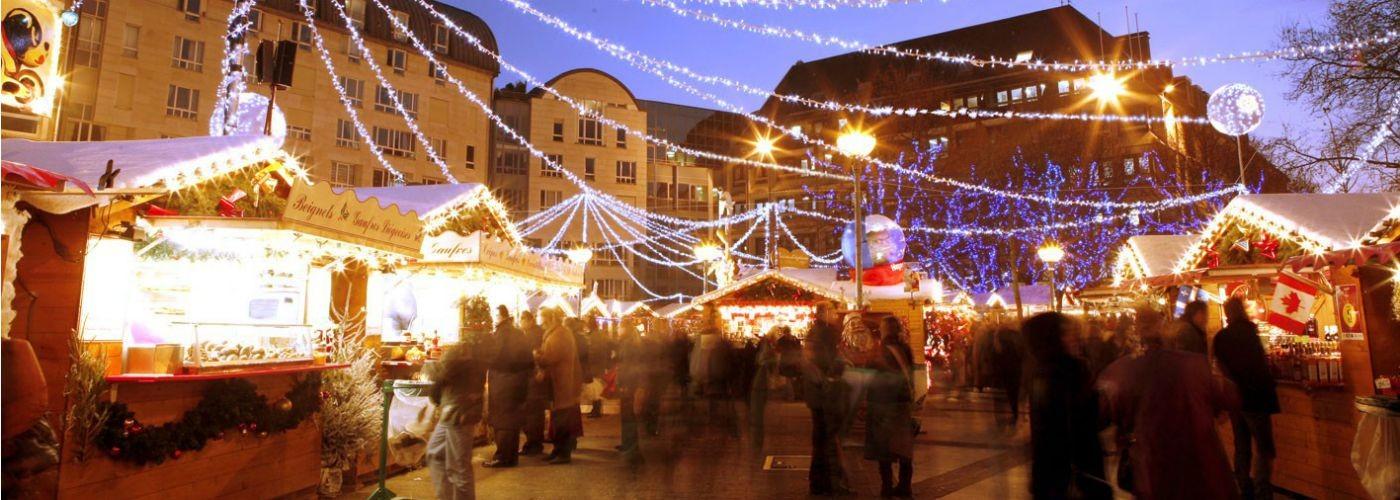 Lille Christmas Market 2018