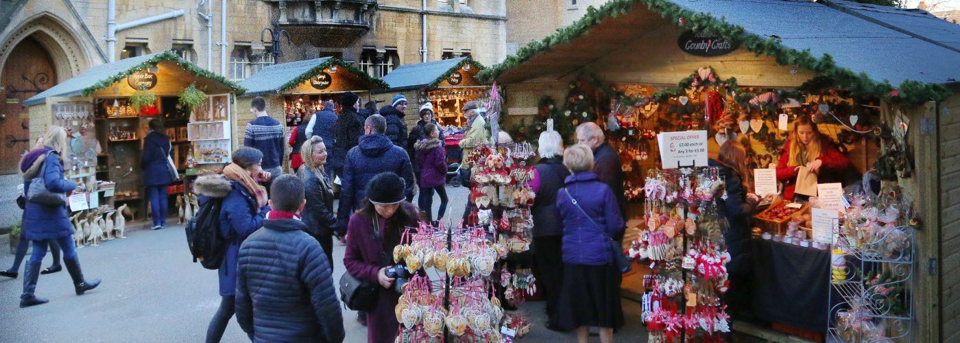 Christmas-Oxford