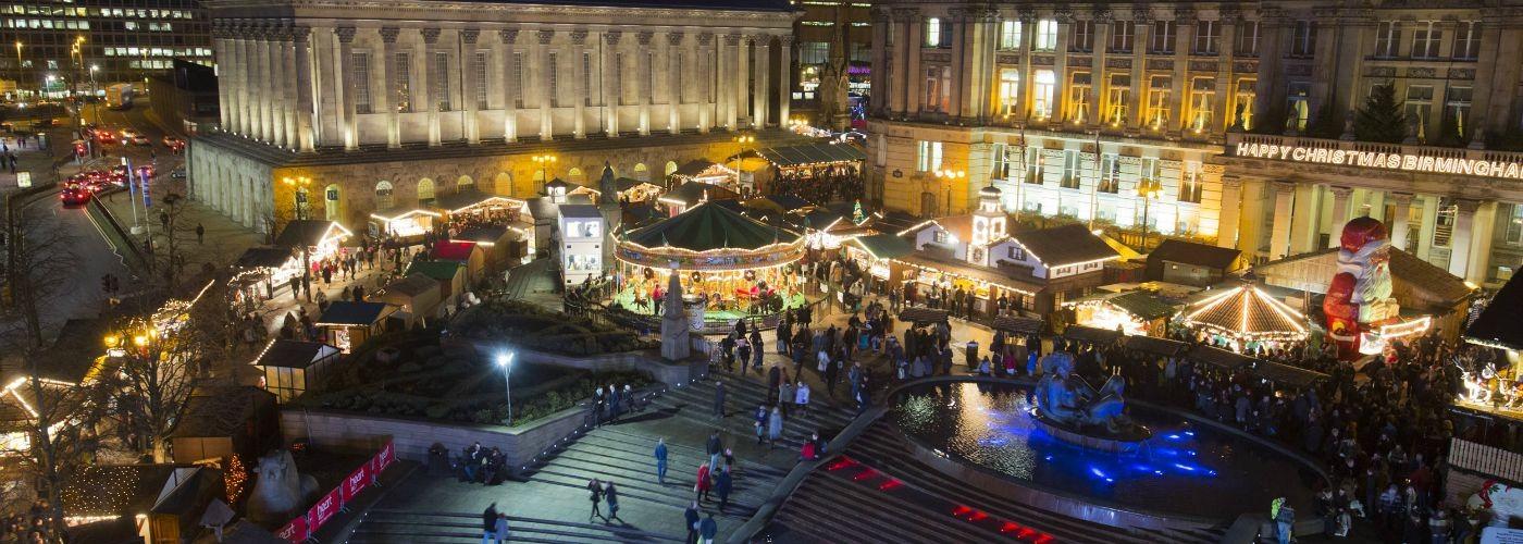 christmas market in birmingham - Birmingham Christmas Market