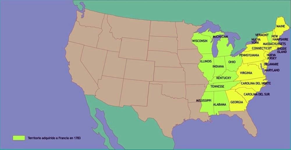 Las primeras adhesiones hacia 1783.