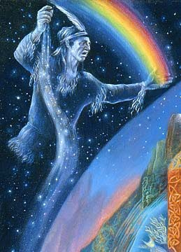 Mandala Father Sky