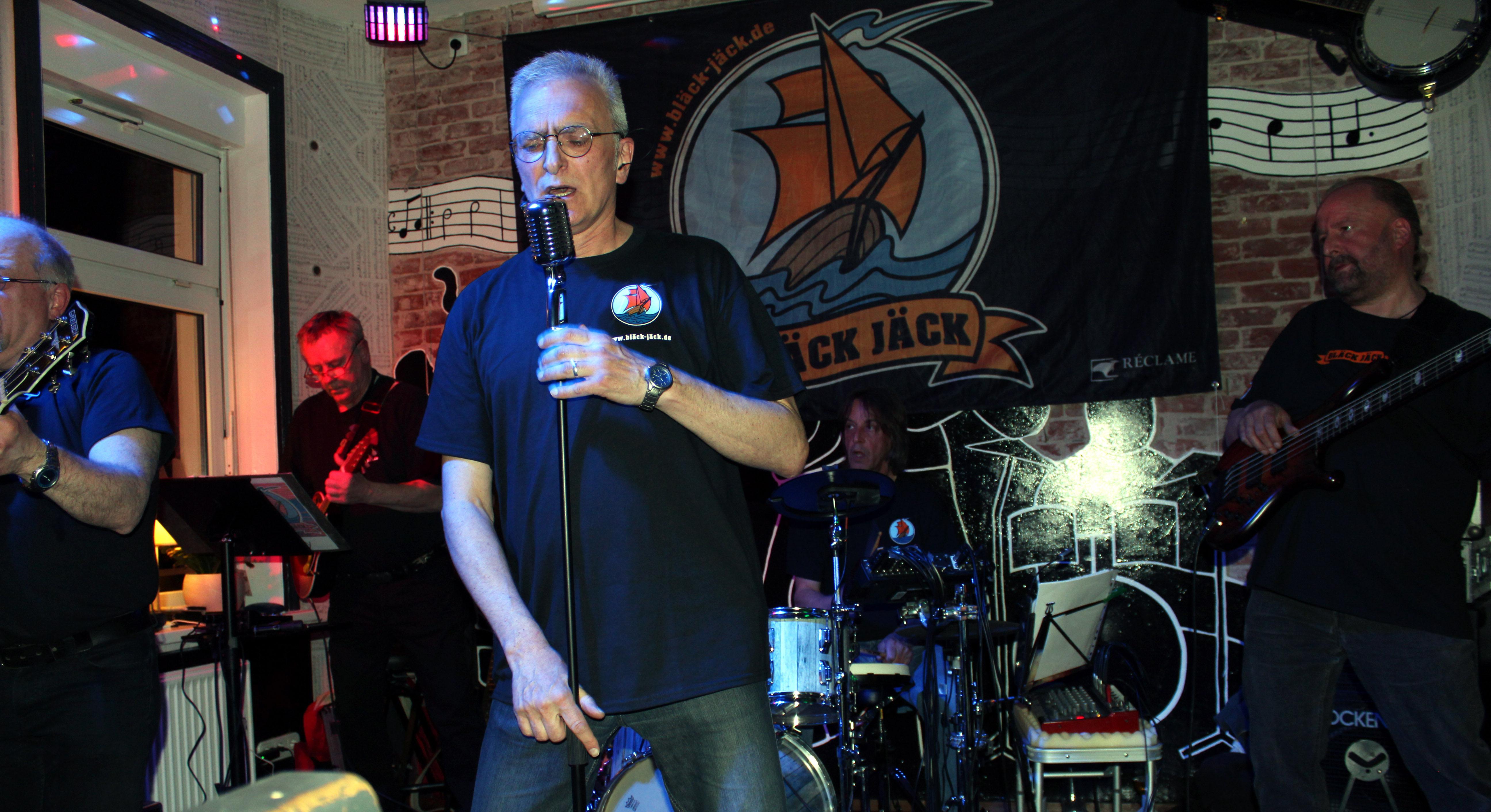 Band Bläck Jäck aus Cuxhaven