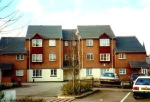 New housing in Bordesley Village