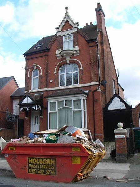 House on Tennyson Road