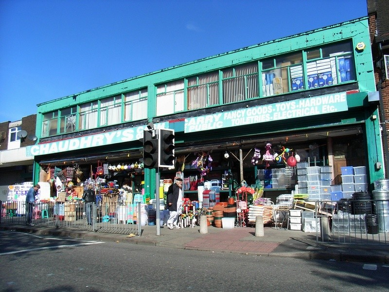 Shops on the Coventry Road