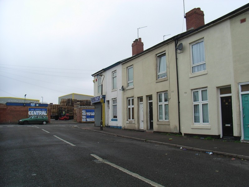 Barwell Street Victorian houses